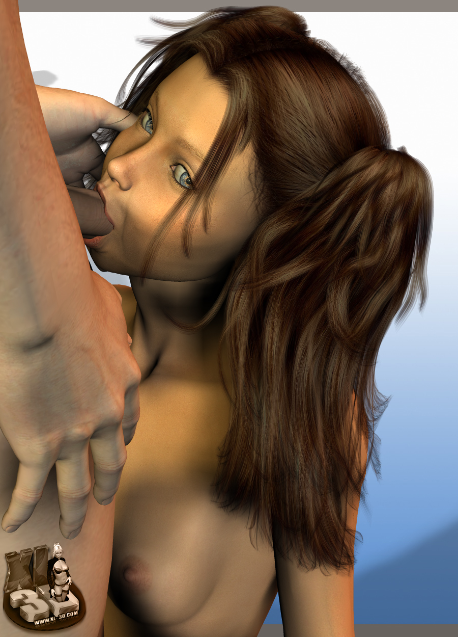 Cgi Girl Porn - ... Sexy 3d girls