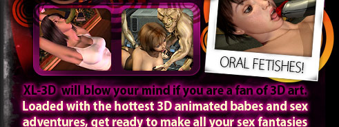 3d Fetishes
